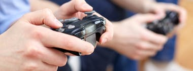 Games Controllers playing online games