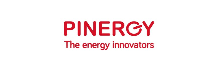 Red Pinergy logo