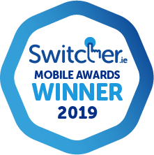Switcher Awards Mobile Winner 2019