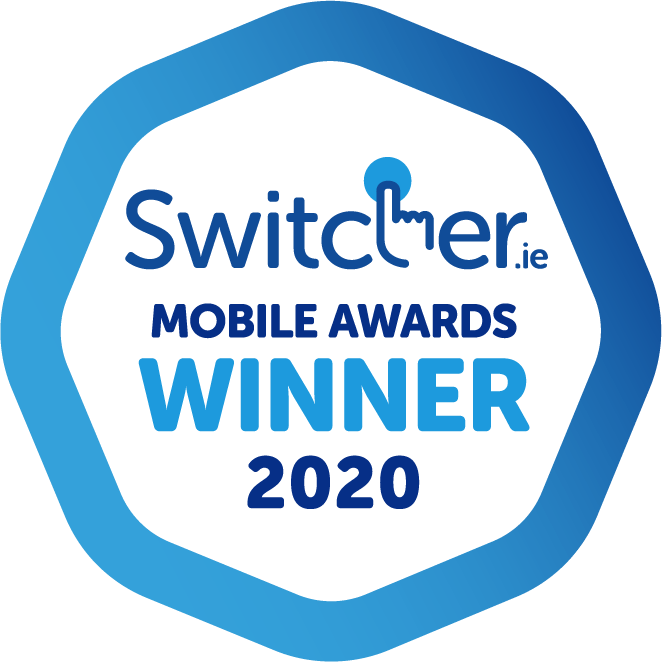 Switcher mobile awards winner 2020