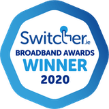 Switcher Broadband Awards Winner