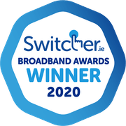 Switcher.ie Awards Winner