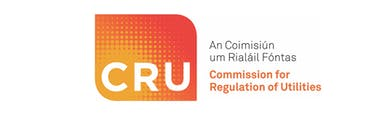 CRU Commission for Utilities Regulation logo
