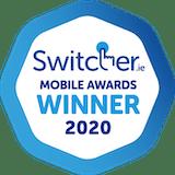 Switcher Mobile Awards Winner