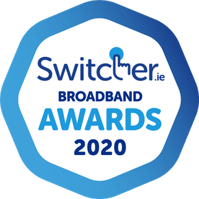 Switcher.ie Broadband Awards Logo
