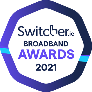 Switcher Broadband Awards Logo