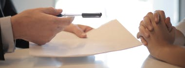 mortgages handover document