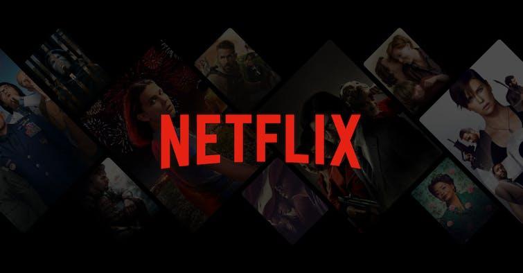 Netflix logo for guide