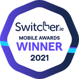Switcher Mobiles Awards Winner