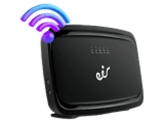 eir fibre box